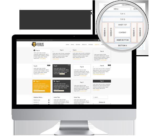 Ferus - Clean Responsive Multipurpose Joomla Theme