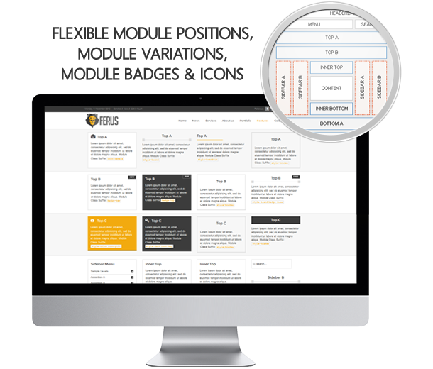 modules - Ferus - Clean Responsive Multipurpose Joomla Theme