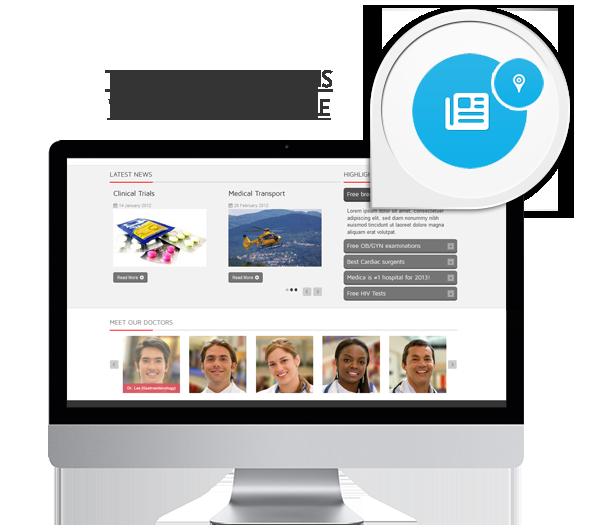 extensions - Medica - Clean, Responsive, Medical Joomla Theme