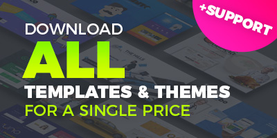 Download All Templates + Support