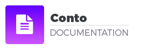 Conto WordPress Documentation