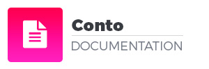 Conto Documentation