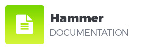 Hammer HTML Documentation