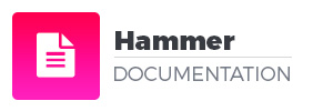 Hammer Documentation