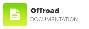 Offroad HTML Documentation