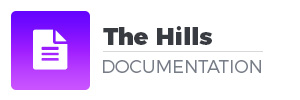 The Hills WordPress Documentation